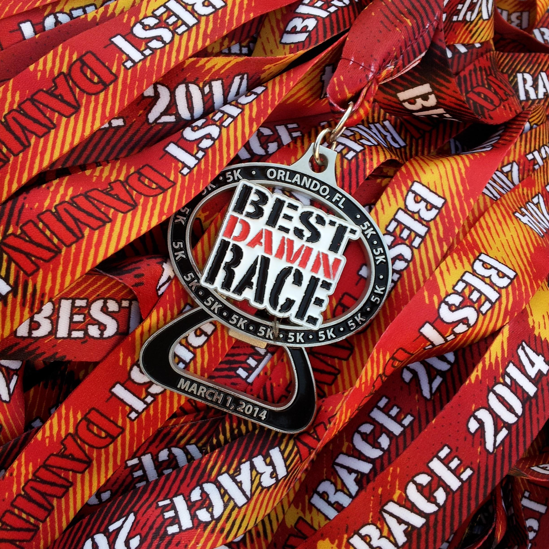 Best Damn Race Orlando 2014