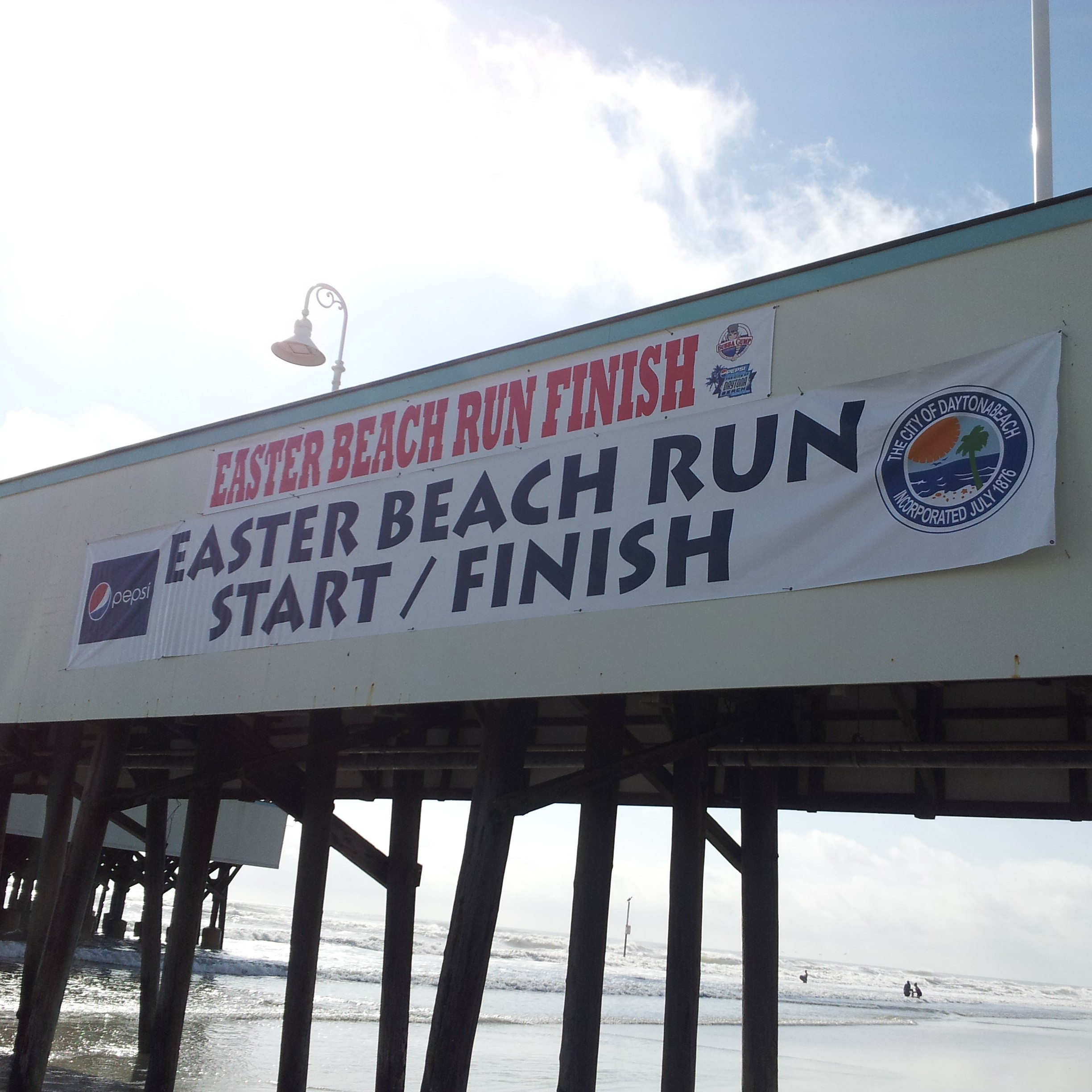 Easter Beach Run 2014