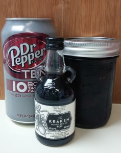 Cherry Dr Pepper Cocktail