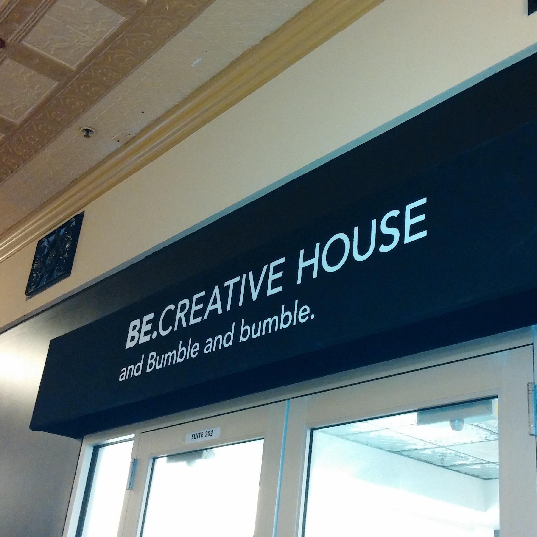 Be creative house
