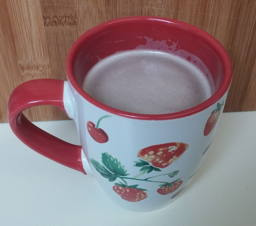Mexican Irish Hot Chocolate