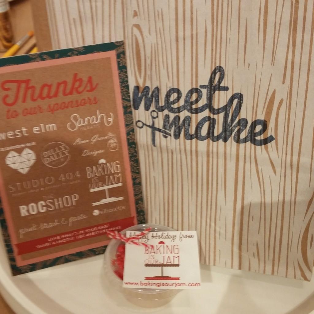 Meet + Make December 2014