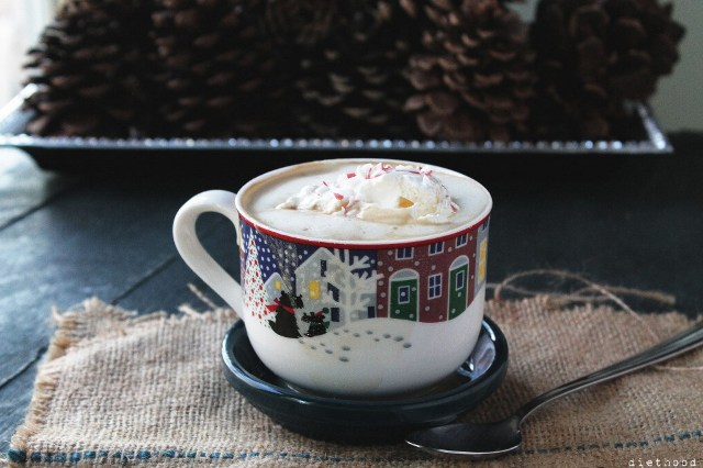 Friday Five: All things Peppermint latte