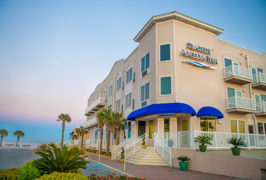 Fernandina Beach Seaside Amelia Inn