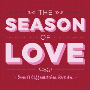 Season of Love at Barnies