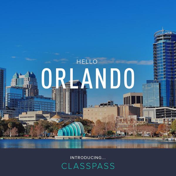 ClassPass Orlando