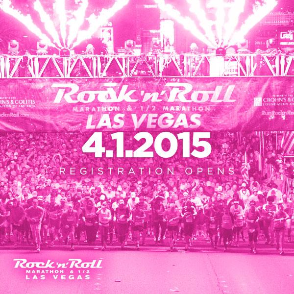 Rock N Roll Las Vegas Registration and Virtual 5k