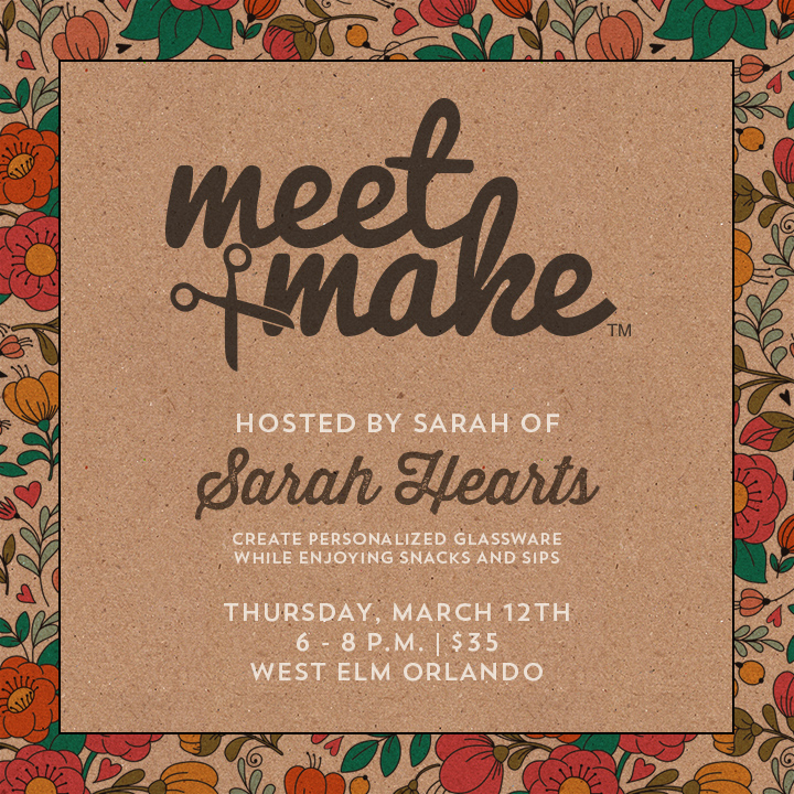 Meet + Make March 2015