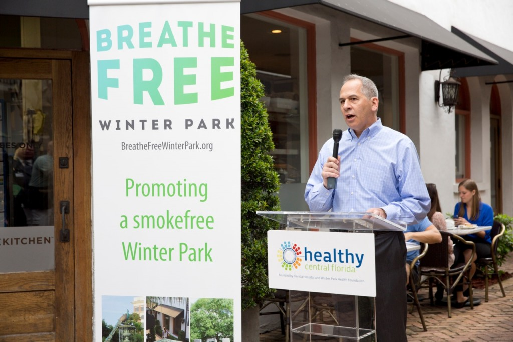 Breathe Free Winter Park Barnie's CoffeeKitchen