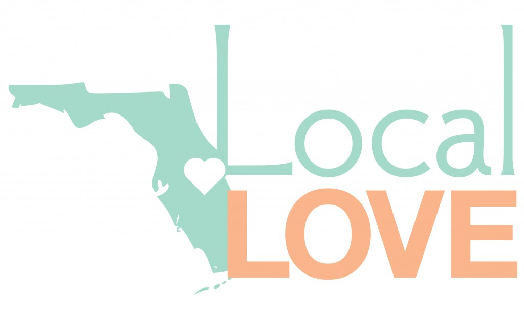 Local Love Logo Laura Maddrey