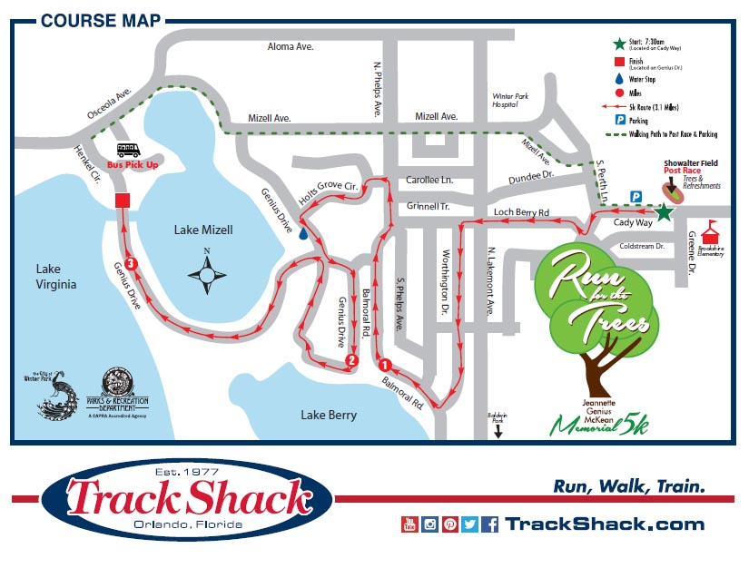 15 races in 2015 - Run for the Trees 5k