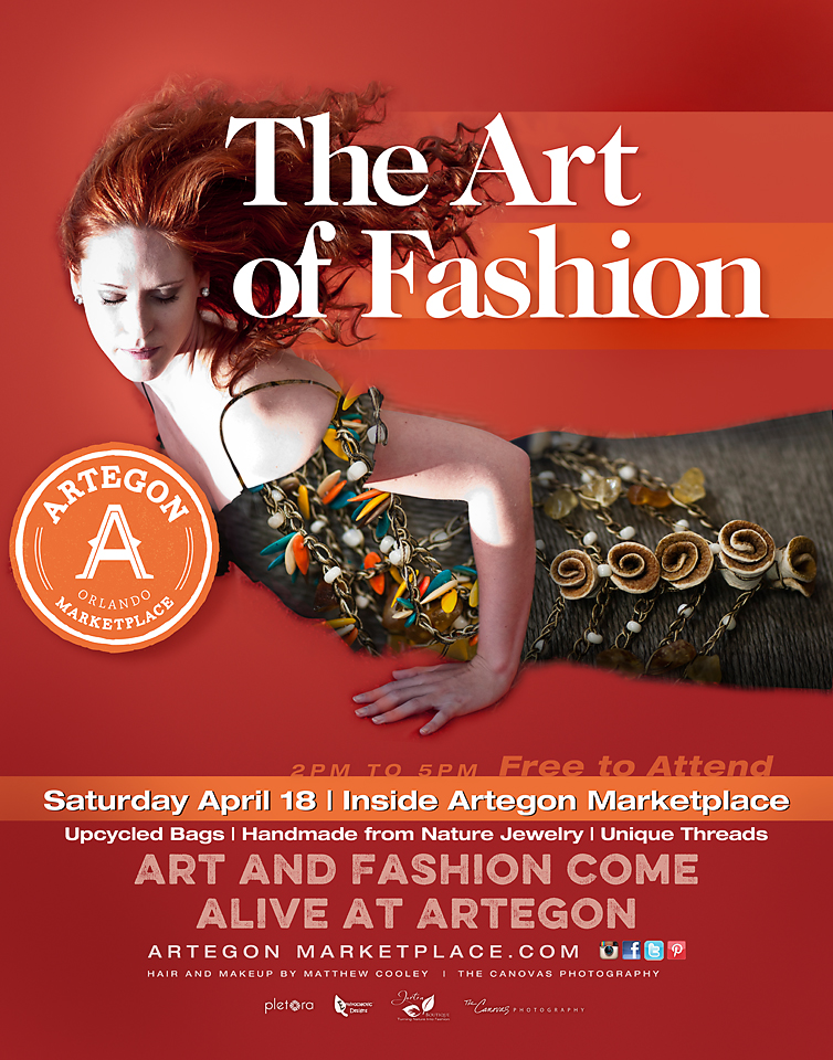 Artegon Art of Fashion #locallove