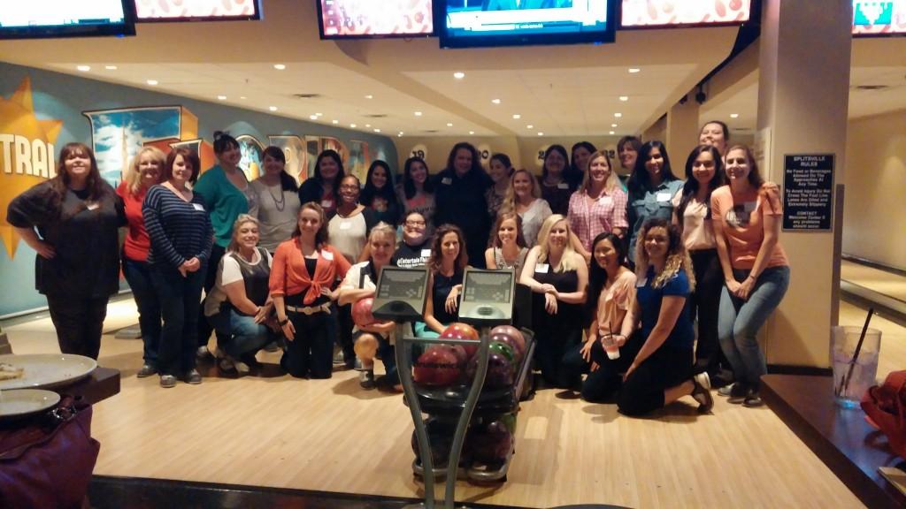 Central Florida Lady Bloggers - Splitsville