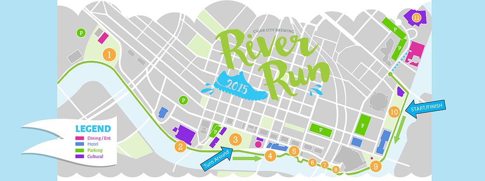Cigar City River Run