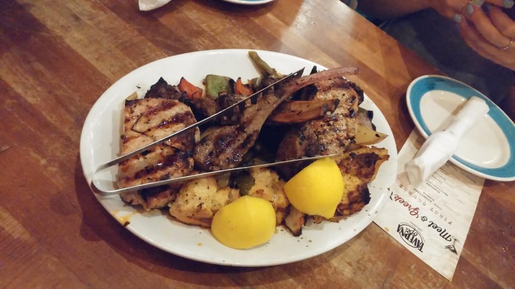 Taverna Opa Meet & Greek