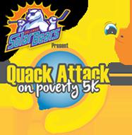 Quack Attack on Poverty 5k