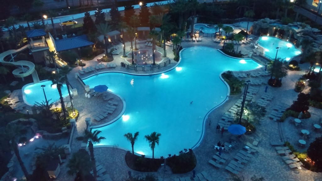 Hyatt Regency Orlando Staycation