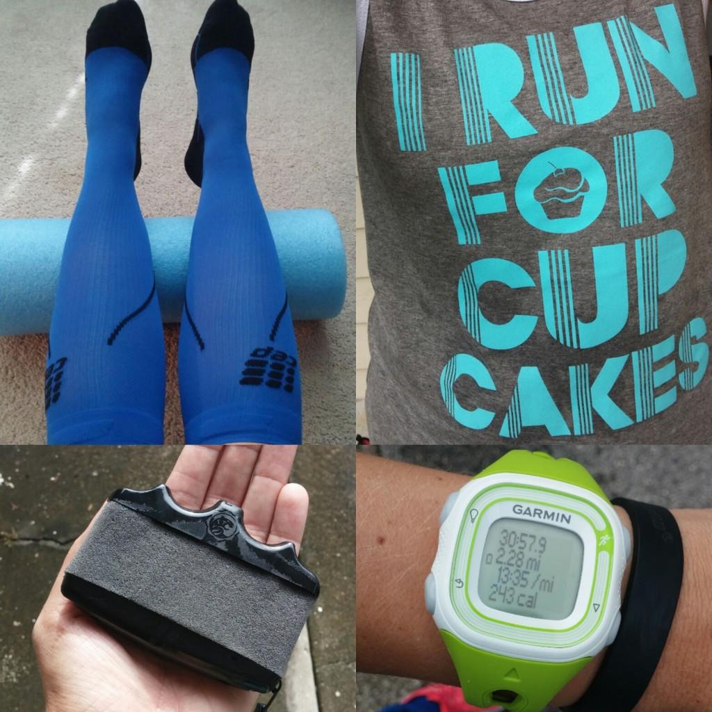 Half Marathon Training: Week 4