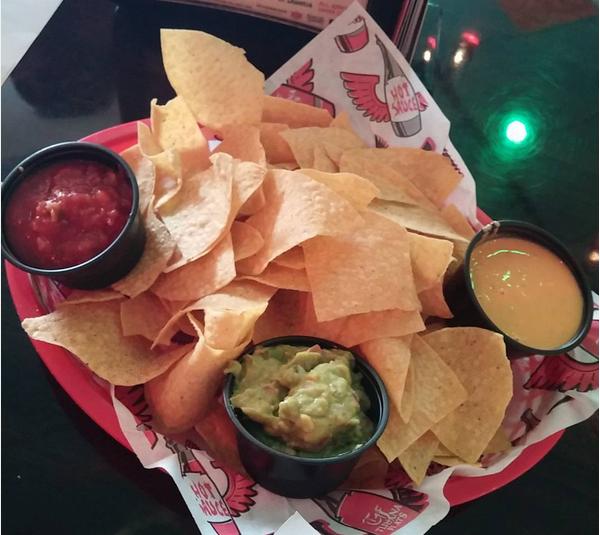 I Love Tacos - Tijuana Flats