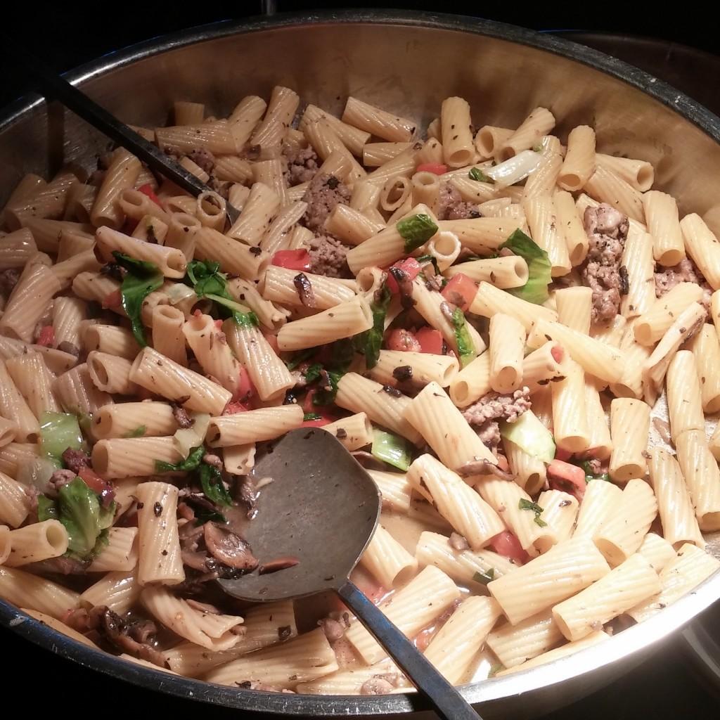 Pasta Party at Portobello