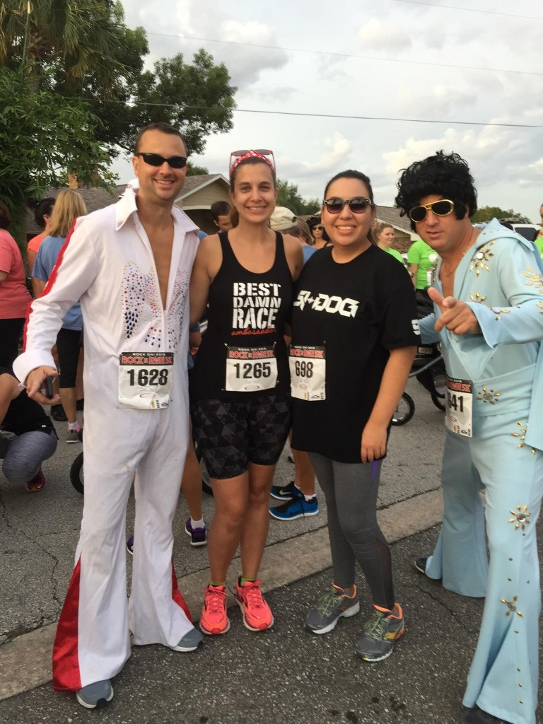 15 Race in 2015 - Race #8: Rock N Run 5k