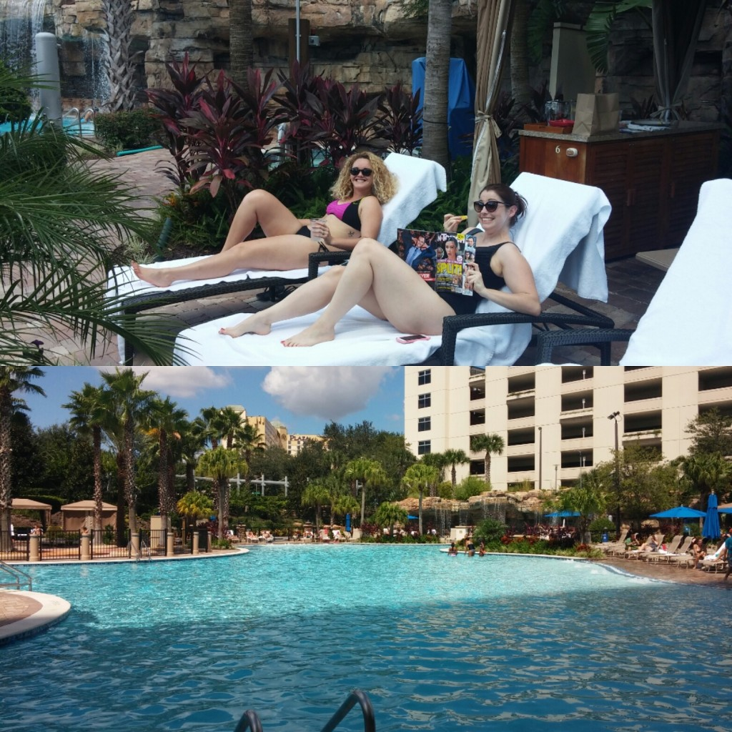 Weekend Wind Down at Hyatt Regency Orlando