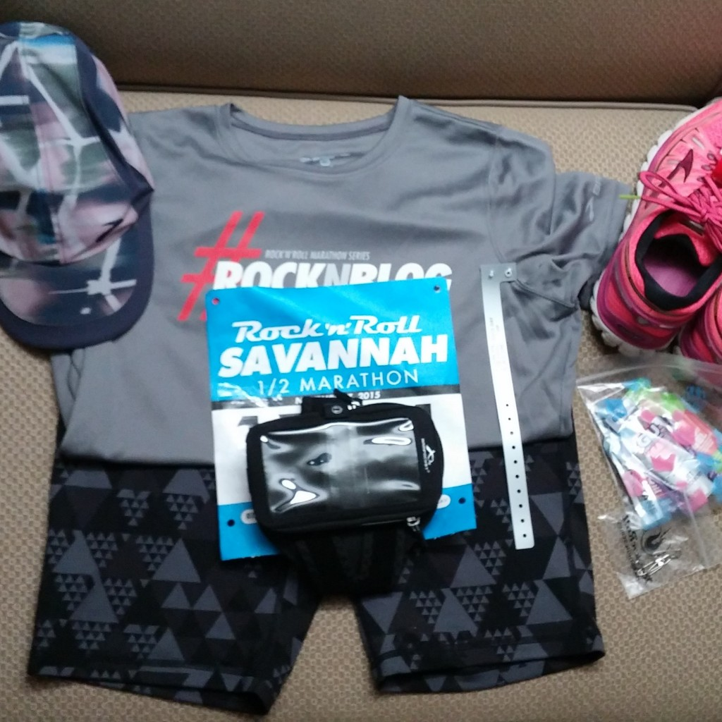 15 Race in 2015: Rock N Roll Savannah 1/2 Marathon