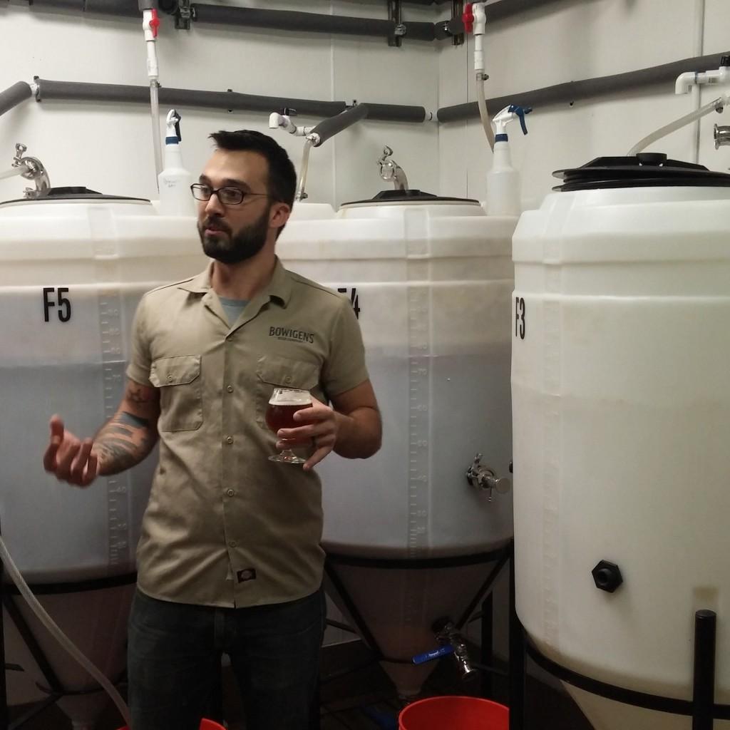 Local Love: Bowigens Beer Company
