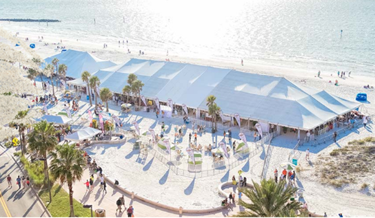 Clearwater Beach Uncorked 5th Anniversary