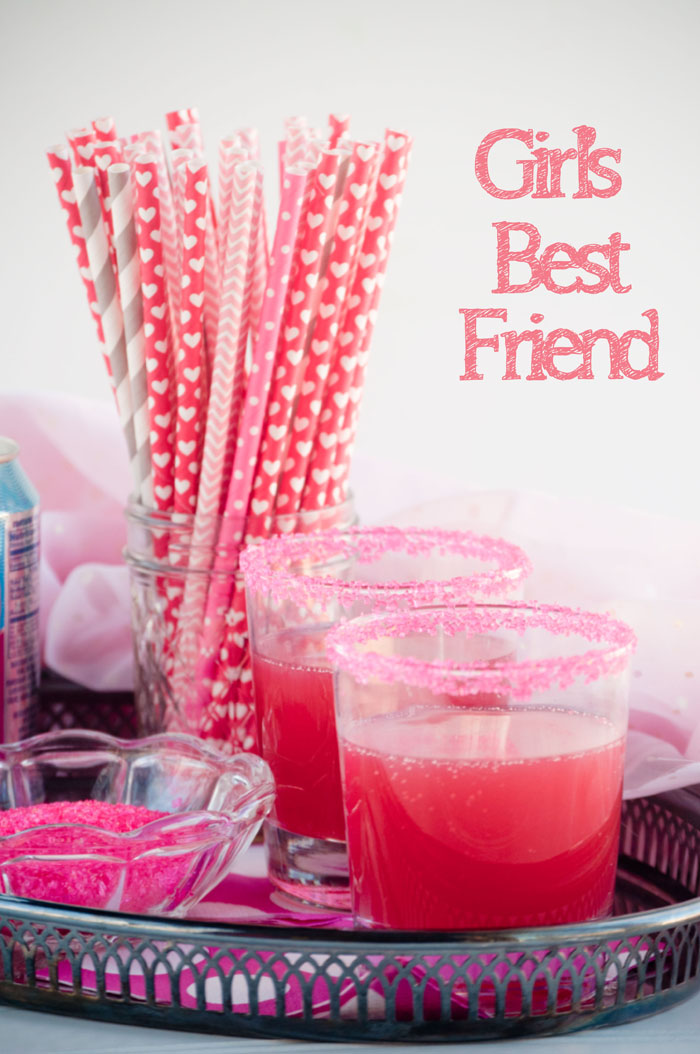 valentine's day cocktails | meghan on the move, Ideas