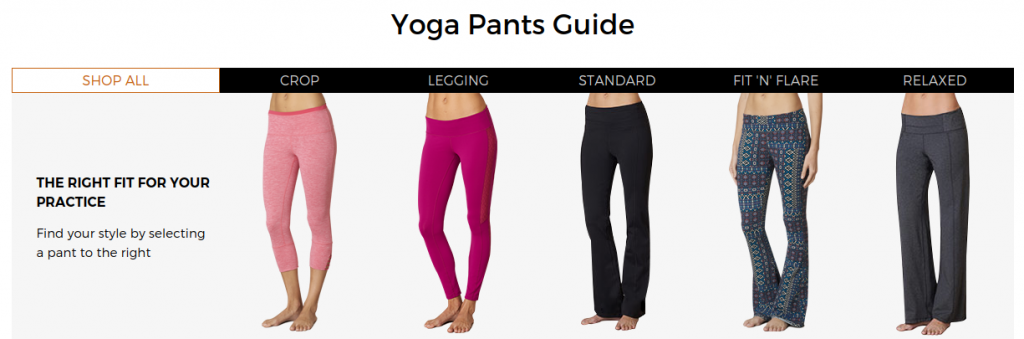 prAna makes your butt look fabulous!