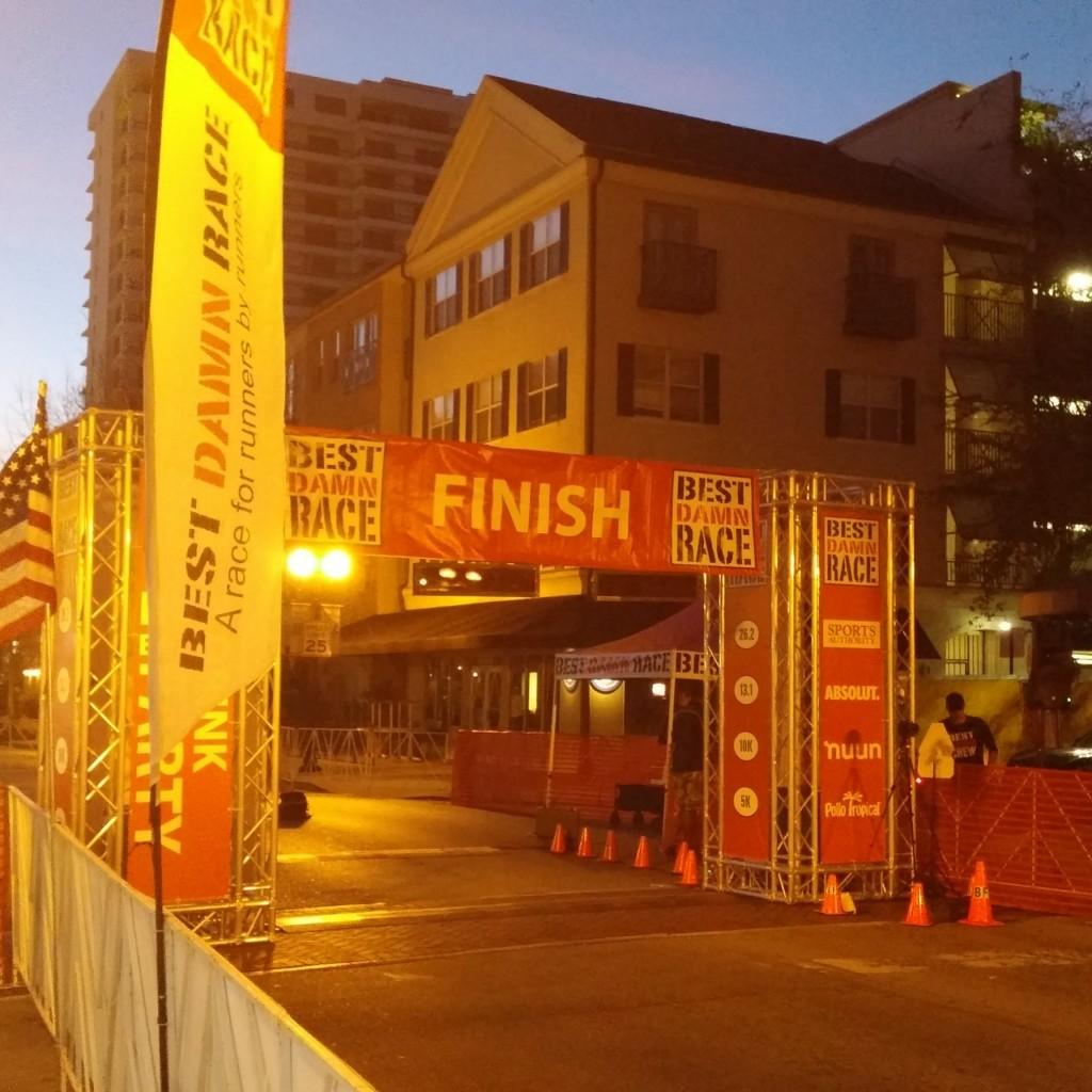 Race #4 of 2016: Best Damn Race - Orlando, FL