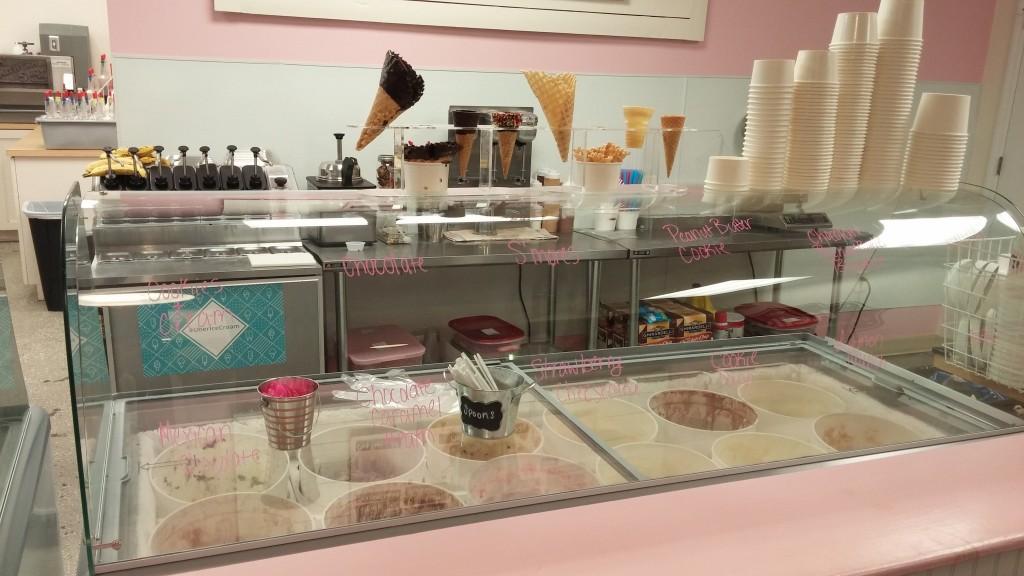 Local Love: Kelly's Homemade Ice Cream