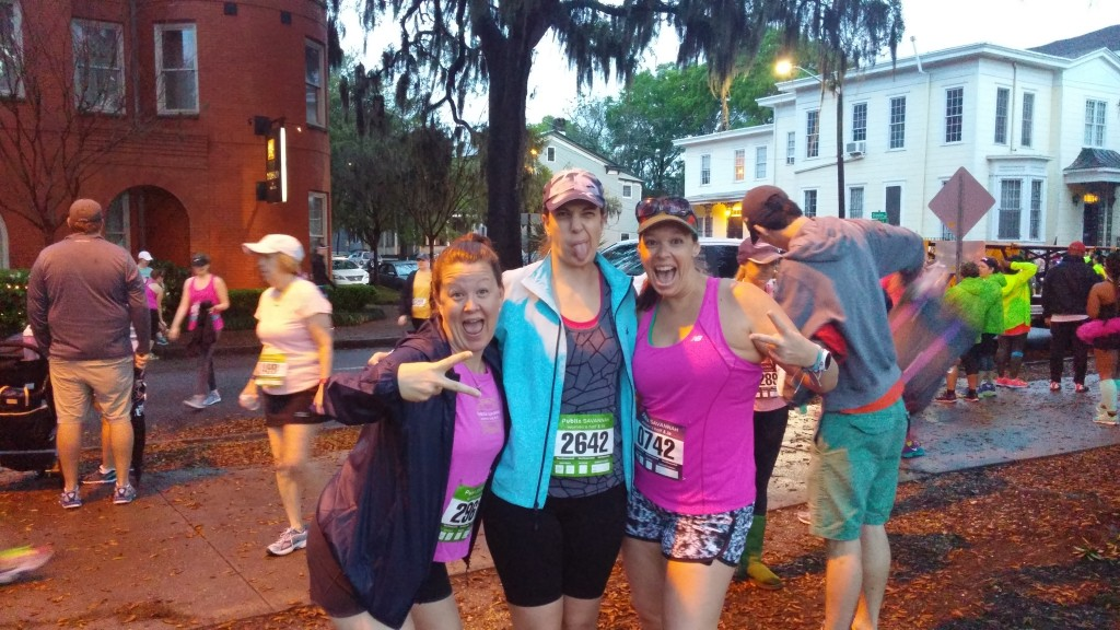 Race #6 of 2016: Publix Savannah Women's Half & 5k