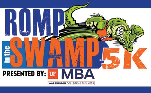 Race #8 of 2016: Romp in the Swamp 5k #16in16