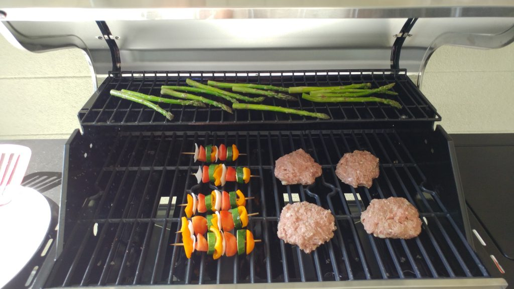 Girls Who Grill: My First Grilling Adventure