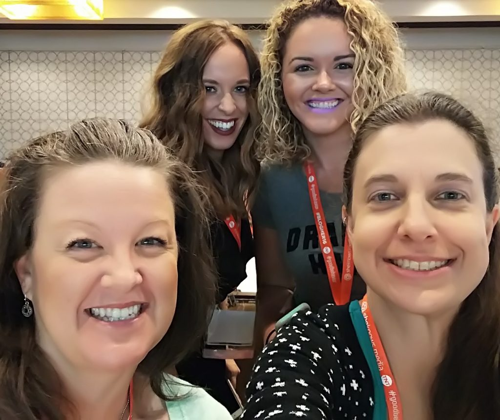 Top 5 Moments at BlogHer 2016