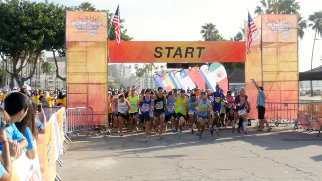 Local Love: Global Energy Race benefiting Second Harvest Food Bank