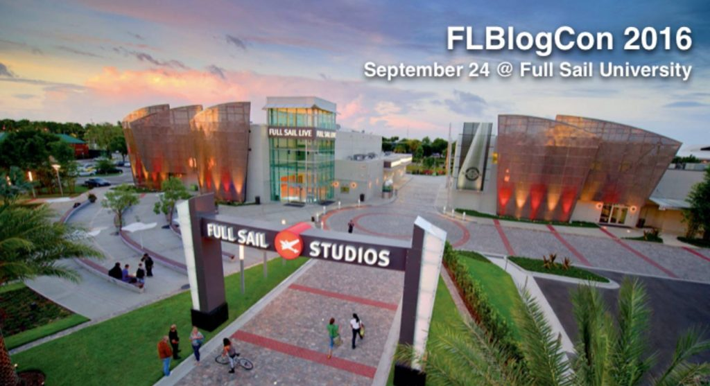 Did You Know That I Am Speaking at Florida BlogCon?