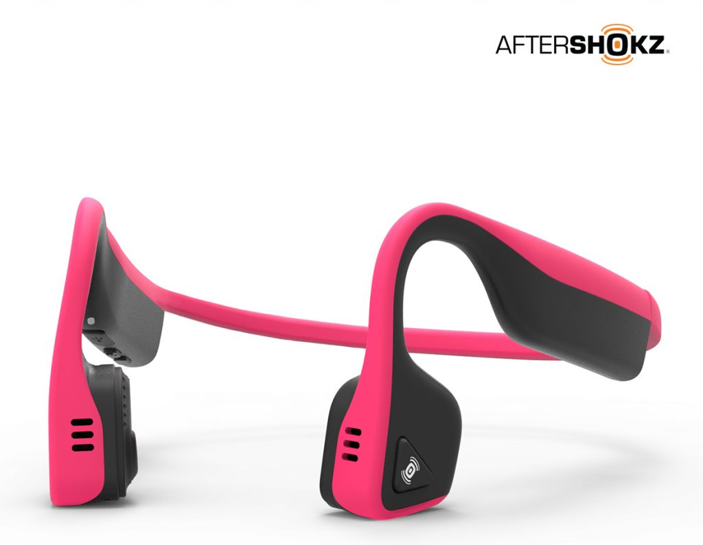 Aware With Pink: Trekz Titanium Pink Review