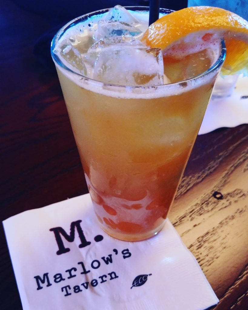 Ribs and Whiskey is BACK at Marlow's Tavern!