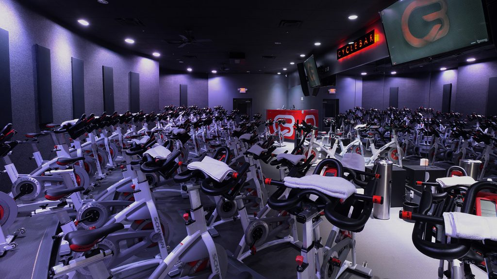 Cross Training with CycleBar