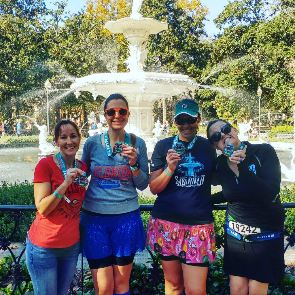 Race #10 of 2016: Rock n Roll Savannah 1/2 Marathon