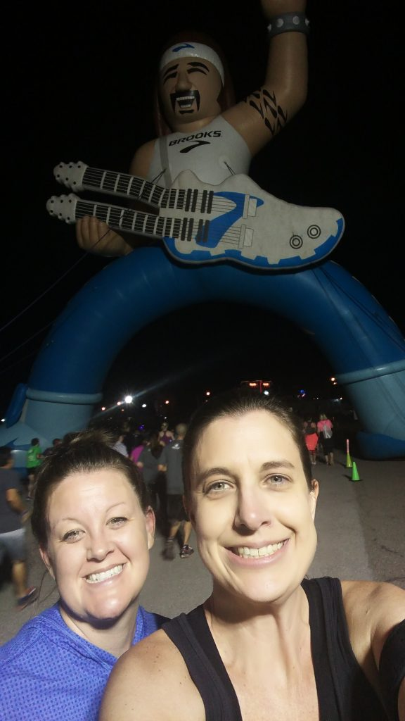 Race #13 of 2016: Rock N Roll Las Vegas 5k