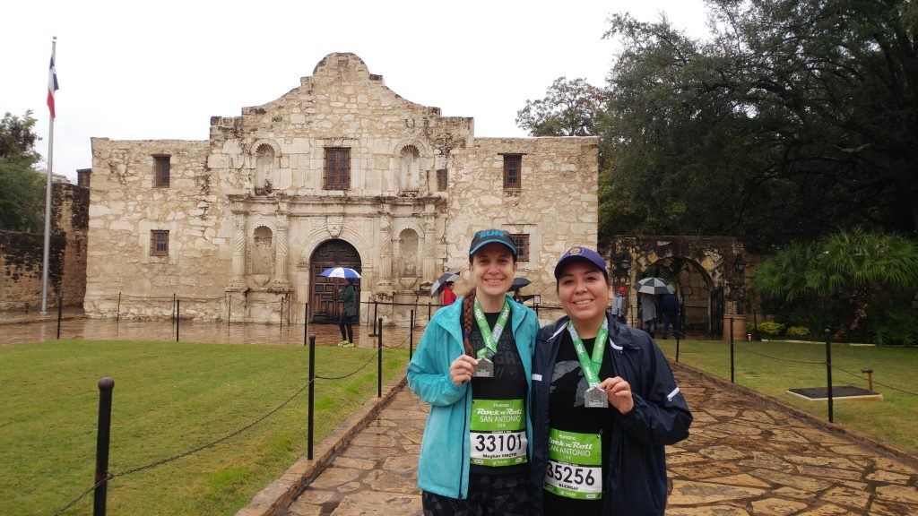 Race #15 of 2016: Rock N Roll San Antonio 10k