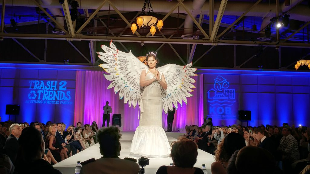 2017 Trash 2 Trends Fundraiser - A Recycled Runway Show