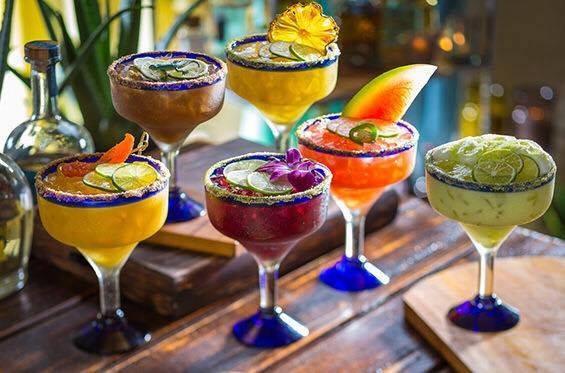 National Margarita Day - Viva la 'Rita at Bahama Breeze