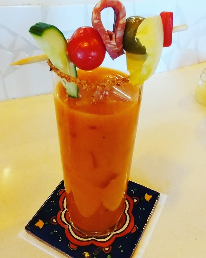 Bloody Mary Monday - Tapa Toro's Bloody Mary Recipe