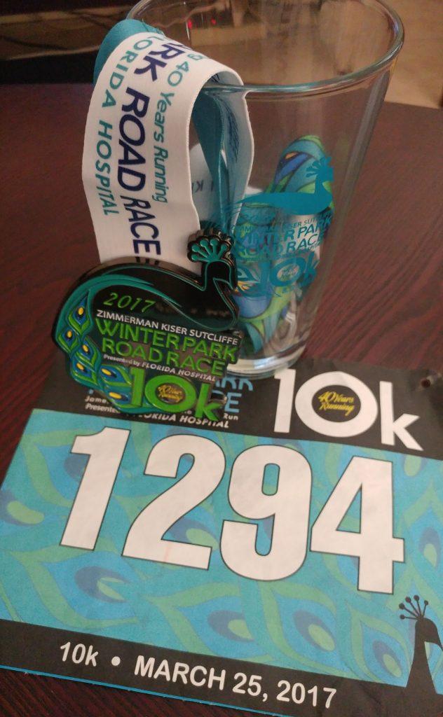 Race #6 - Track Shack WPRR 10k