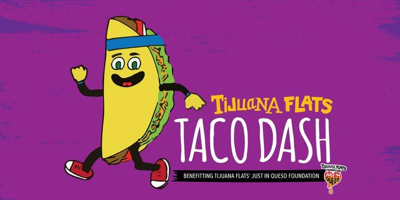 Race #5 - Tijuana Flats Just In Queso Taco Dash 4k